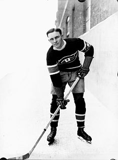 Gus Rivers Canadian ice hockey player