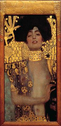 Ιουδήθ I, 1901, Λάδι σε μουσαμά, Österreichische Galerie, Βιέννη