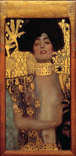 Gustav Klimt –Judith