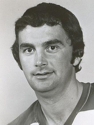 Guy Charron - Charron in 1976