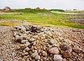 Hå Gamle Prestegård - Viking Mound and... - panoramio.jpg