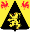 Héraldique Province BE Brabant Wallon.svg