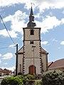 Hérange (Moselle) église.jpg