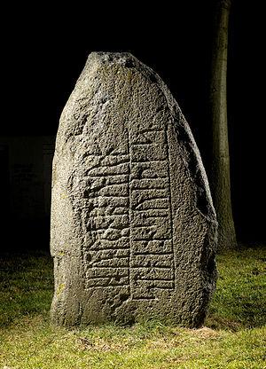Hedehusene - The Kallerup Stone