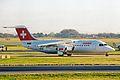 HB-IXX 2 B.Ae 146-RJ100 Swiss European Al MAN 04JAN03 (8314132144).jpg
