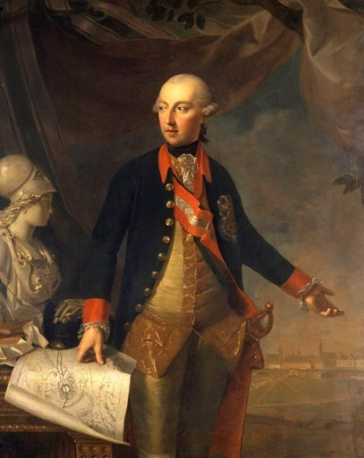 HGM Weikert Portrait Joseph II