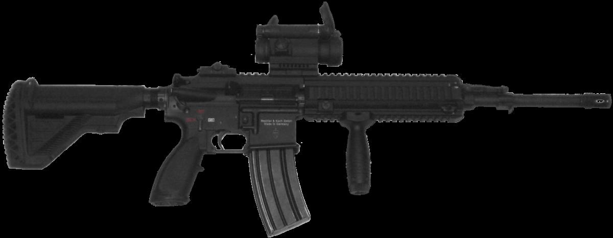 Heckler & Koch HK416 - Wikipedia, la enciclopedia libre