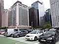 HK 中環 Central 天星碼頭多層停車場 Star Ferry Piers Carpark building roof view October 2018 SSG 41.jpg