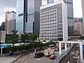HK 中環 Central 天星碼頭多層停車場 Star Ferry Piers Carpark building roof view October 2018 SSG 44.jpg