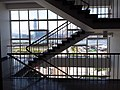 HK 中環 Central 愛丁堡廣場 Edinburgh Place City Hall high block interior stairs July 2019 SSG 01.jpg