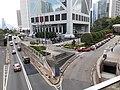 HK 中環 Central 花園道 Garden Road near 長江公園 Cheung Kong Park May 2020 SS2 01.jpg