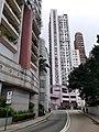 HK 半山區 Mid-levels 般咸道 Bonham Road buildings facade February 2020 SS2 07.jpg