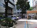 HK Sheung Wan Tung Wah Hospital Po Yan Street entrance carpark Aug-2012.JPG