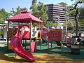 HK TST Salisbury Road Middle Road Children s Playground Slide.JPG
