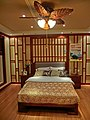 HK Yau Ma Tei 碧桂園 Country Garden 宏利公積金大廈 Manulife MPF Place ShowFlat bedroom Apr-2013.JPG
