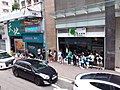 HK tram tour view 灣仔 Wan Chai 莊士敦道 Johnston Road July 2019 IX2 06.jpg