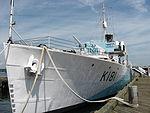HMCS Sackville (K181) proue.JPG