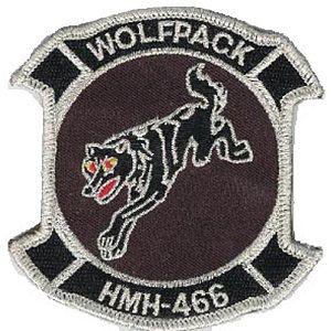 HMH-466 - Older squadron logo.