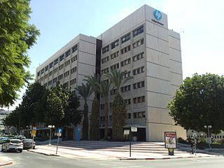 HP Indigo Division company