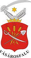 Huy hiệu của Vásárosfalu