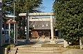 Hachiman Shrine(Branch) - 八幡神社(分社) - panoramio.jpg