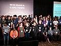 Hackathon Group Photo, Wikimania 2018,Cape Town (P1050651).jpg