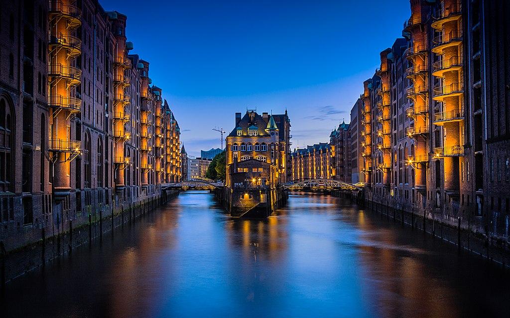 Hafen City (Unsplash)