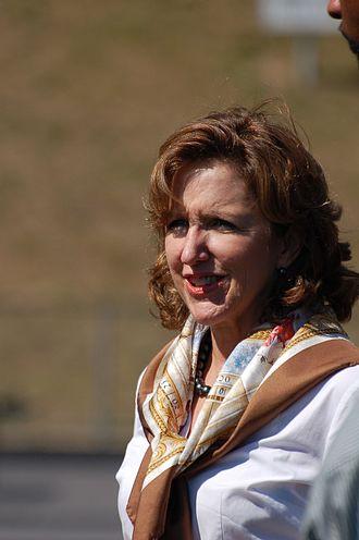 United States Senate election in North Carolina, 2008 - Hagan on the campaign trail