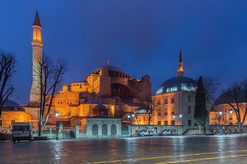Dosya:Hagia Sophia February 2013 02.jpg