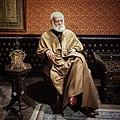 Haj Hossein Aqa Malek's Wax Sculpture.jpg