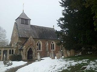 Hambledon Church Church in Surrey, United Kingdom