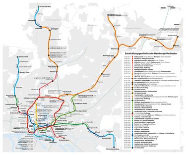 List of Hamburg U-Bahn stations - Wikipedia, the free encyclopedia