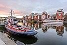 Hammarbykanalen January 2015.jpg