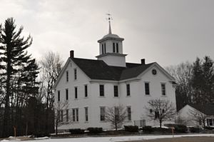 Hancock, New Hampshire - Image: Hancock NH Town Hall
