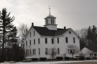 Hancock, New Hampshire - Image: Hancock NH Town Hall