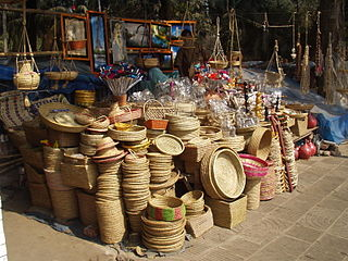 Bhuali Crafts (ada Colony)