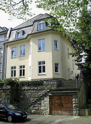 Birth house of the philosopher Hans Jonas (190...