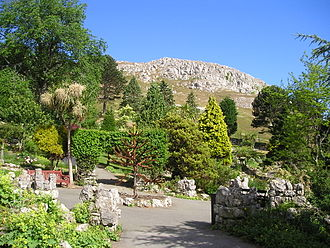 Great Orme - Landscaped gardens in Happy Valley