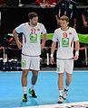 Harald Reinkind et Kristian Bjornsen-GoldenLeague-20160110.JPG