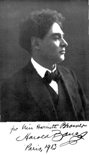 Harold Bauer - Harold Bauer