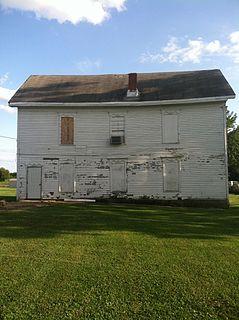 Harrisburg, Missouri Village in Missouri, United States