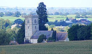 Hartpury - Image: Hartpury Church