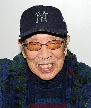 Haruo Nakajima - Nakajima in 2013