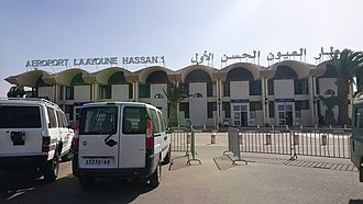 Hassan I Airport - Image: Hassan 1 Airport