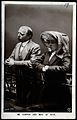 Hawley Harvey Crippen and Ethel Le Neve. Photograph by Arthu Wellcome V0026226.jpg