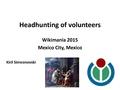 Headhunting of volunteers.pdf