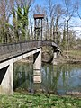 Hebebrücke (-Steg) bei Leopldshafen II - panoramio.jpg