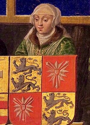 Helvig of Schauenburg - Image: Hedewig af Holsten (Rosenborg)