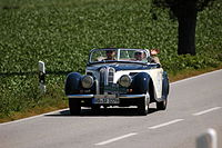 Heidelberg Historic 2015 - BMW 327 1950 2015-07-11 14-52-20.JPG