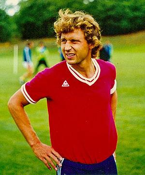 Heinz Flohe - Heinz Flohe in 1976